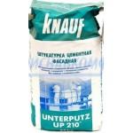 Выравн. фас. цем. штукатурка KNAUF Unterputz UP-210 (25кг)